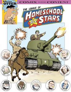 Homeschool All-Stars Cover