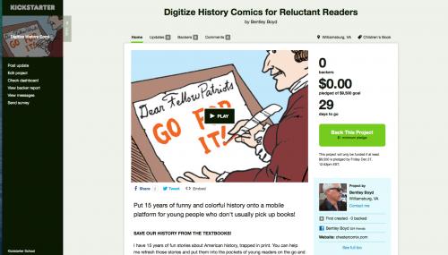 Kickstarterlaunch