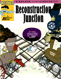 Reconstruction junction civil war south